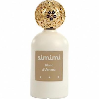 Simimi Blanc D'Anna EDP 100ml Bayan Tester Parfüm