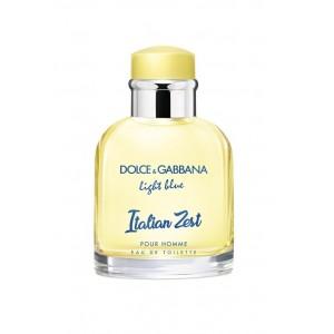 D&G Light Blue Italian Zest EDT 125ml Erkek Tester Parfüm