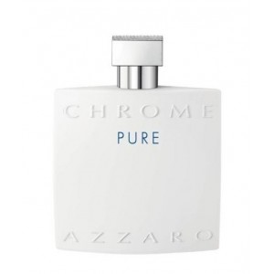 Azzaro Chrome Pure Edt 100ml Erkek Tester Parfüm